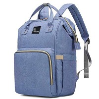 R for Rabbit Caramello Diaper Bags- The Smart and Fashionable Diaper Bag for Moms (Blue)