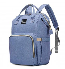 Buy R for Rabbit Caramello Diaper Bags- The Smart and Fashionable Diaper Bag for Moms (Blue) Online in India