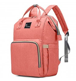 Buy R for Rabbit Caramello Diaper Bags- The Smart and Fashionable Diaper Bag for Moms (Pink) Online in India