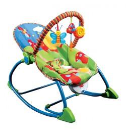 Buy Luvlap Butterfly Toddler Rocker Online in India