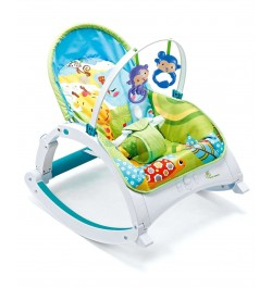 R for Rabbit Rock N Nap Baby Rocker Musical Rockers for Babies, best baby rocker india