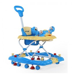 Baby Walker price   – Blue