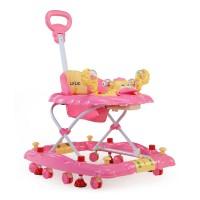 Luvlap Comfy Baby Walker – Pink