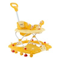 Luvlap Comfy Baby Walker – Yellow