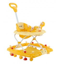 baby walker below 500 – Yellow