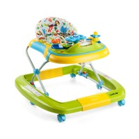 Luvlap Grand Baby Walker With Rocker – Green