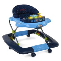 Luvlap Royale Baby Walker – Sky Blue