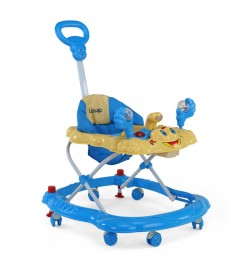 Baby Walker Luvlap Sunshine  – Blue