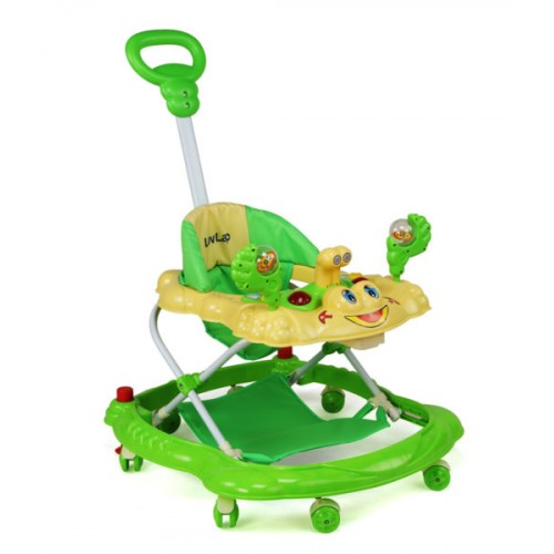 Luvlap Sunshine Baby Walker – Green