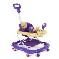 Luvlap Sunshine Baby Walker – Purple