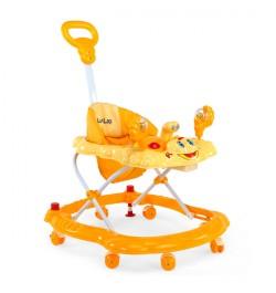 Luvlap Sunshine Baby Walker – Yellow