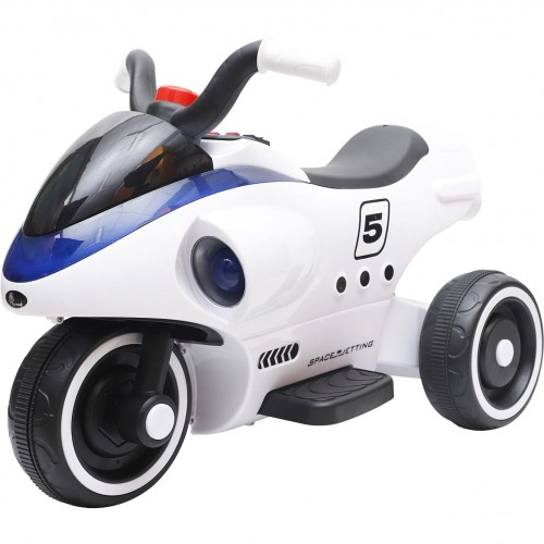 R For Rabbit Apollo – The Spaceship Inspired Electric Bike for Kids