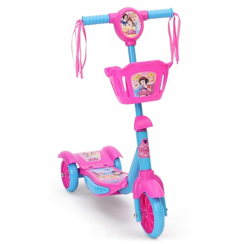 Disney Princess 3 Wheel Scooter with Flashing Light