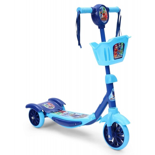 PJ Mask 3 Wheel Scooter with Flashing Light