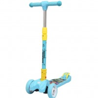 R for Rabbit Road Runner Scooter for Kids - The Smart Kick Scooter for Kids (Blue)