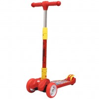 R for Rabbit Road Runner Scooter for Kids - The Smart Kick Scooter for Kids (Red)