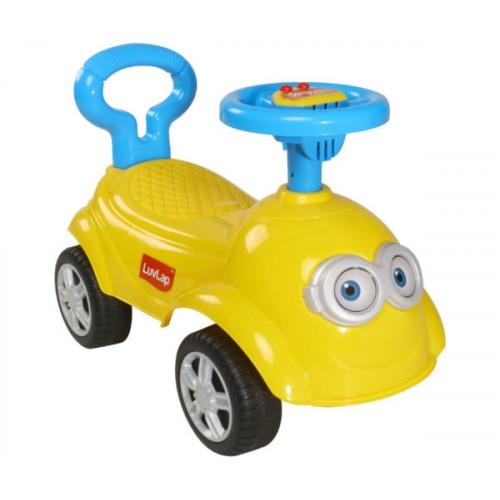 Luvlap Bruno Baby Ride On – Yellow