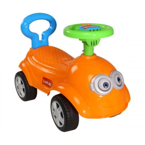 Luvlap Sunny Baby Ride On – Orange