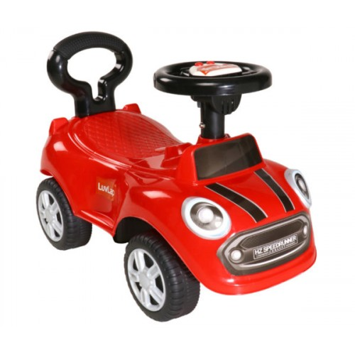 Luvlap Sunny Baby Ride On – Red
