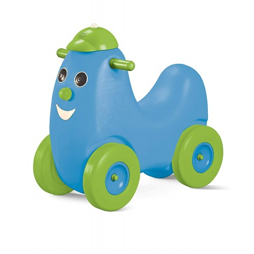Ok Play Humpty Dumpty Push Rider for Kids (Sky Blue)