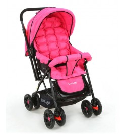 Buy Luvlap Blossom Stroller – Pink Online in India