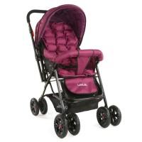 Luvlap Blossom Stroller – Purple