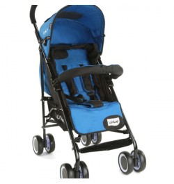Buy Luvlap City Stroller Buggy – Blue Online in India