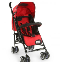 Buy Luvlap City Stroller Buggy – Red Online in India