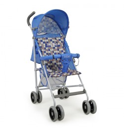 Buy Luvlap Comfy Baby Buggy – Blue Online in India