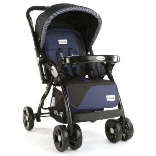 Luvlap Galaxy Stroller – Black