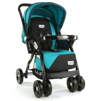 Luvlap Galaxy Stroller – Blue & Black