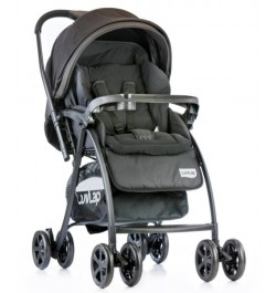 Luvlap Grand Baby Stroller – Black