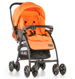Luvlap Grand Baby Stroller – Orange