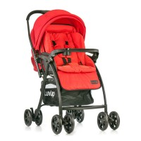 Luvlap Grand Baby Stroller – Red
