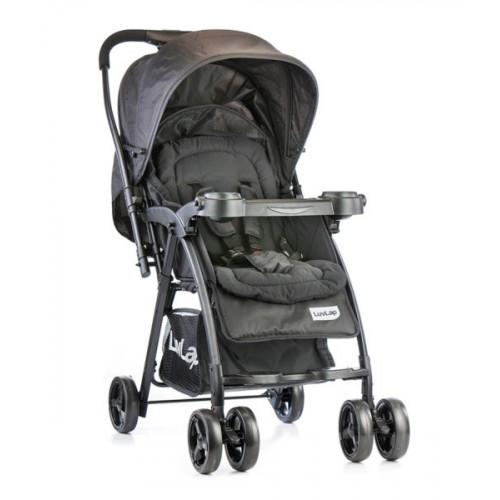 Luvlap Joy Baby Stroller – Black