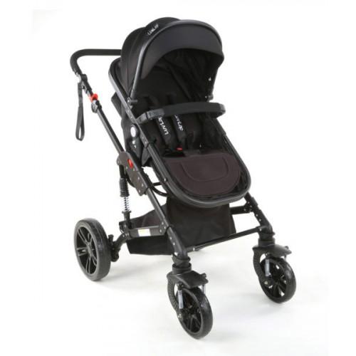 Luvlap Premier Stroller – Black