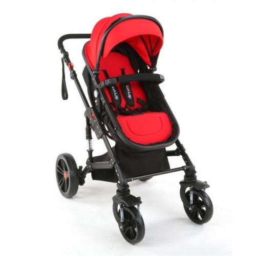Luvlap Premier Stroller – Red