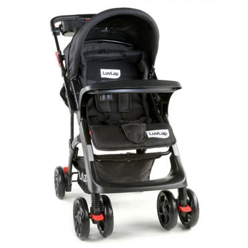 Luvlap Sports Stroller – Black