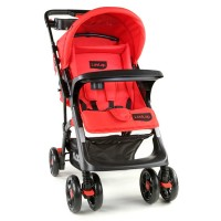 Luvlap Sports Stroller – Red
