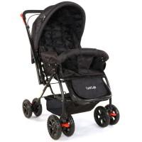 Luvlap Starshine Baby Stroller – Black