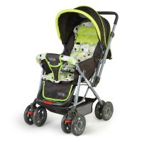 Luvlap Sunshine Baby Stroller – Light Green