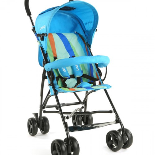Luvlap Tutti Frutti Buggy – Light Blue