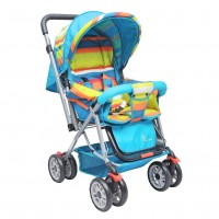 R for Rabbit Lollipop Lite - The Colorful Pram/ Baby Stroller ( Multicolor )