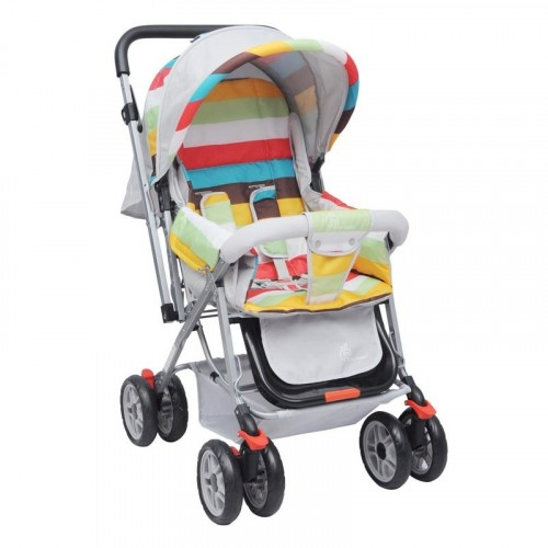 R for Rabbit Lollipop Lite - The Colorful Pram/ Baby Stroller ( Rainbow )