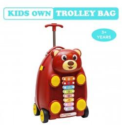 trolley school bags for boy
