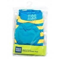 Mee Mee Premium Elbow & Knee Pads (Blue)