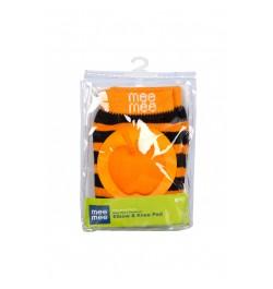 Mee Mee Premium Elbow & Knee Pads (Orange)