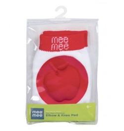 Mee Mee Premium Elbow & Knee Pads (Red)