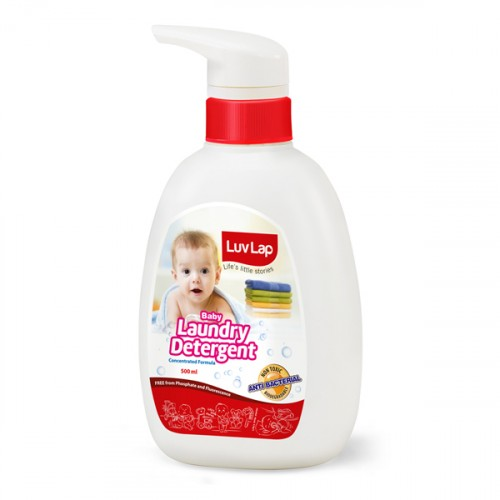 Luvlap Liquid Detergent – 500 Ml