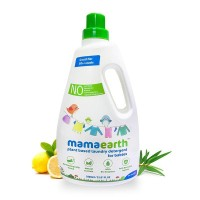 Mamaearth Plant Based Laundry Detergent, 1000ml (Saver Pack, get 40% extra)